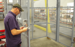 CIP's lift inspections