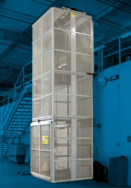 PM Series pallet lift or VRC from CIP