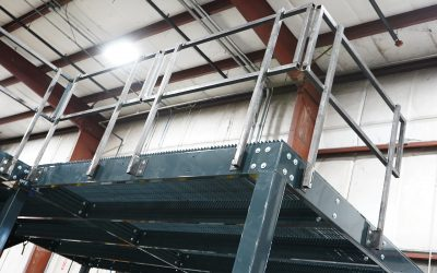 Top 10 Reasons a Modular Mezzanine is the Best Way to Increase Your Floor Space