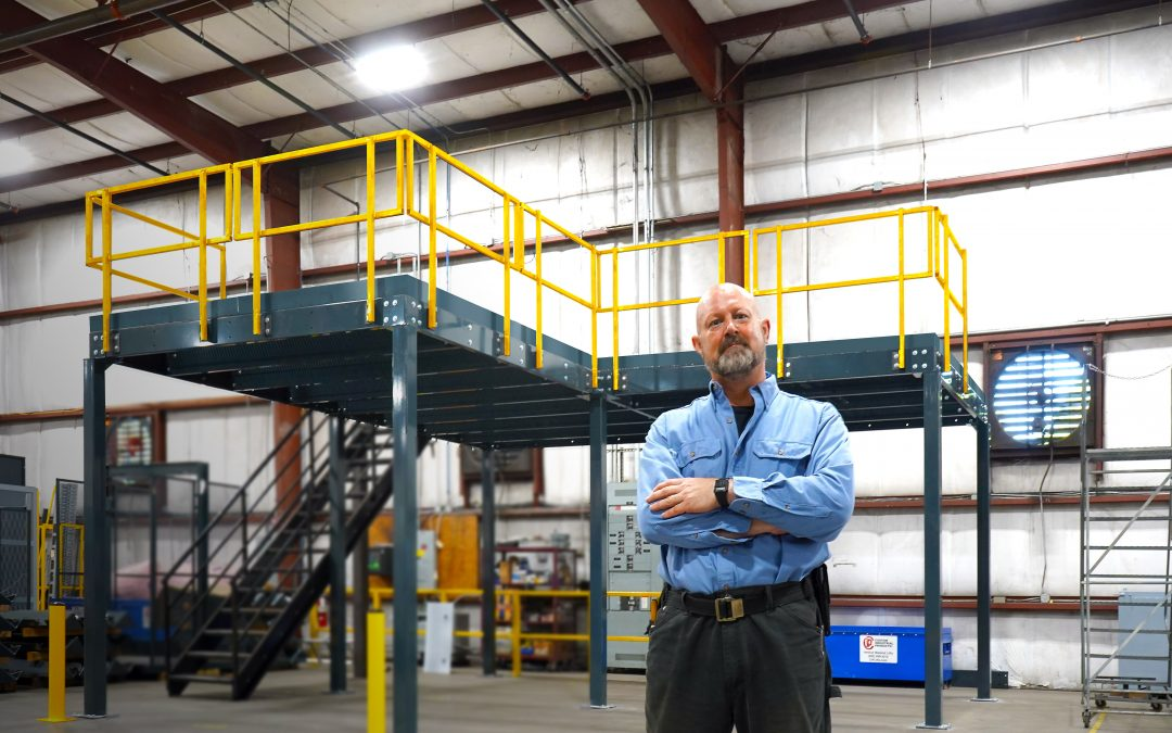 First Truly Modular Mezzanine Enables Businesses to Quickly and Cost-Effectively Increase Capacity
